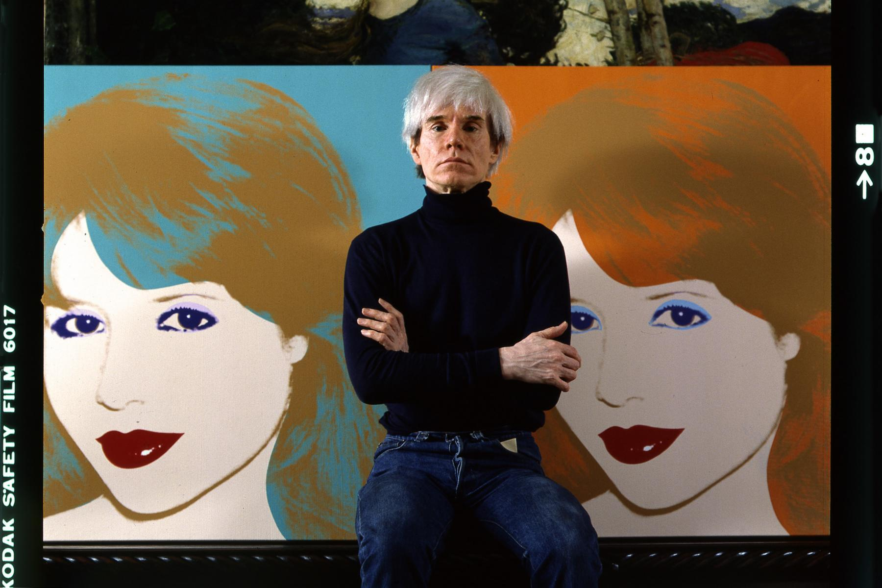 Never-Before-Seen Photos of Warhol in China Show the Artist's