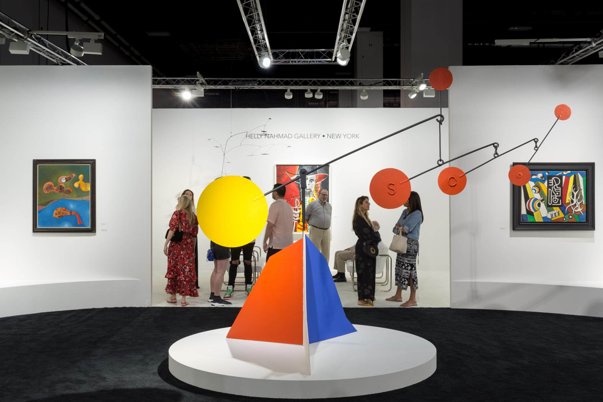The 15 Best Booths at Art Basel in Miami Beach Gallery Q on gallery v, gallery r, gallery m, gallery d, gallery k, gallery c, gallery b,