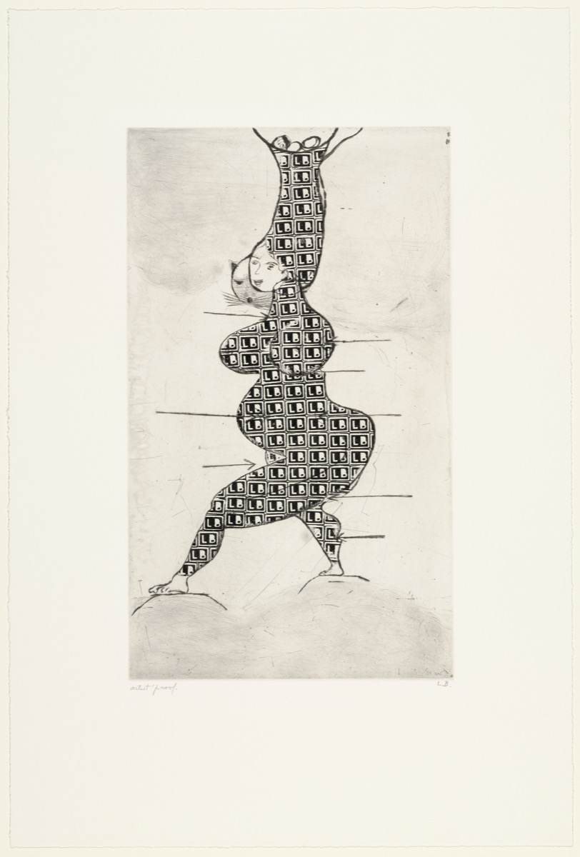 What Louise Bourgeois\'s Drawings Reveal about Her Creative Process ...