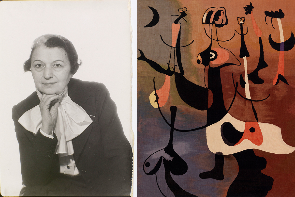 The Visionary Collector Who Transformed Picasso and Matisse Works into Tapestries