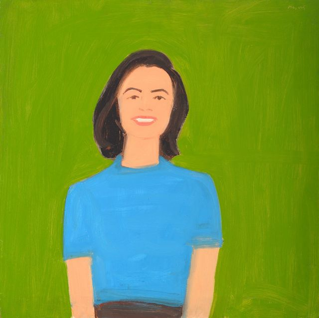 """Alex Katz on Faces, Flowers, and Saying No to AbEx """"He-Man"""" Painting"""