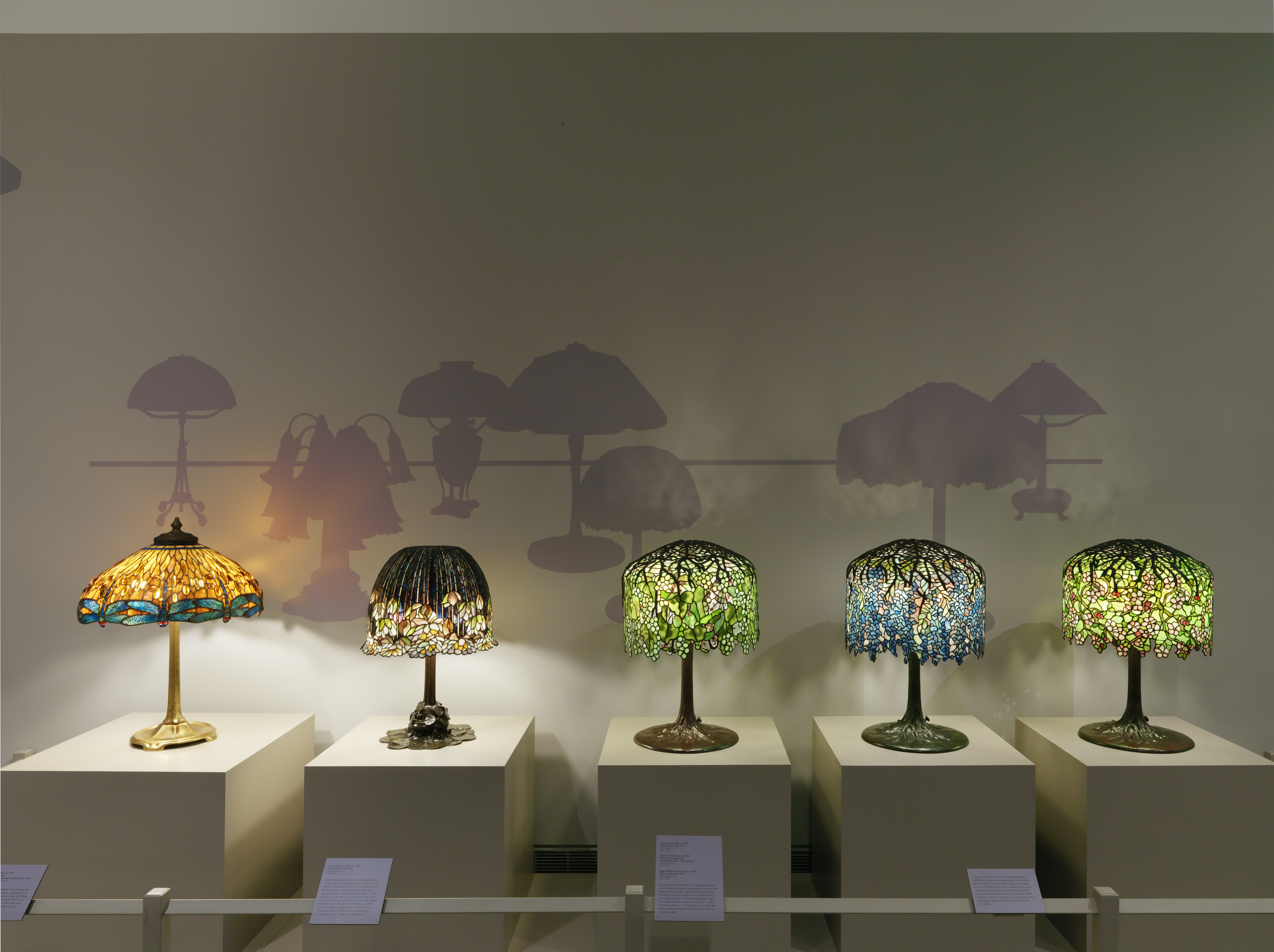 Inside The World S Largest Collection Of Tiffany Glass Lamps Artsy