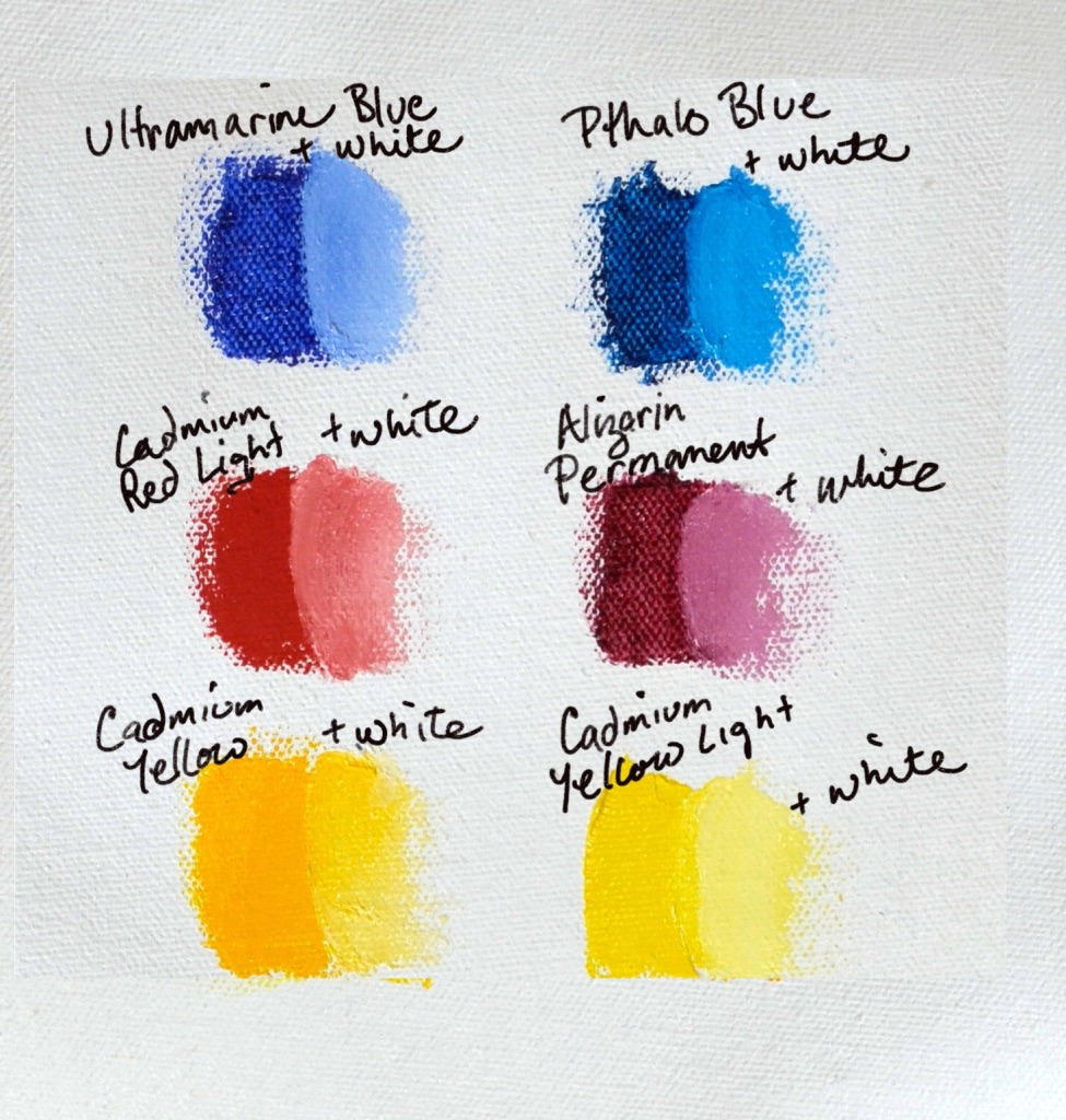 How To Choose A Simple Color Palette For Painting Artsy