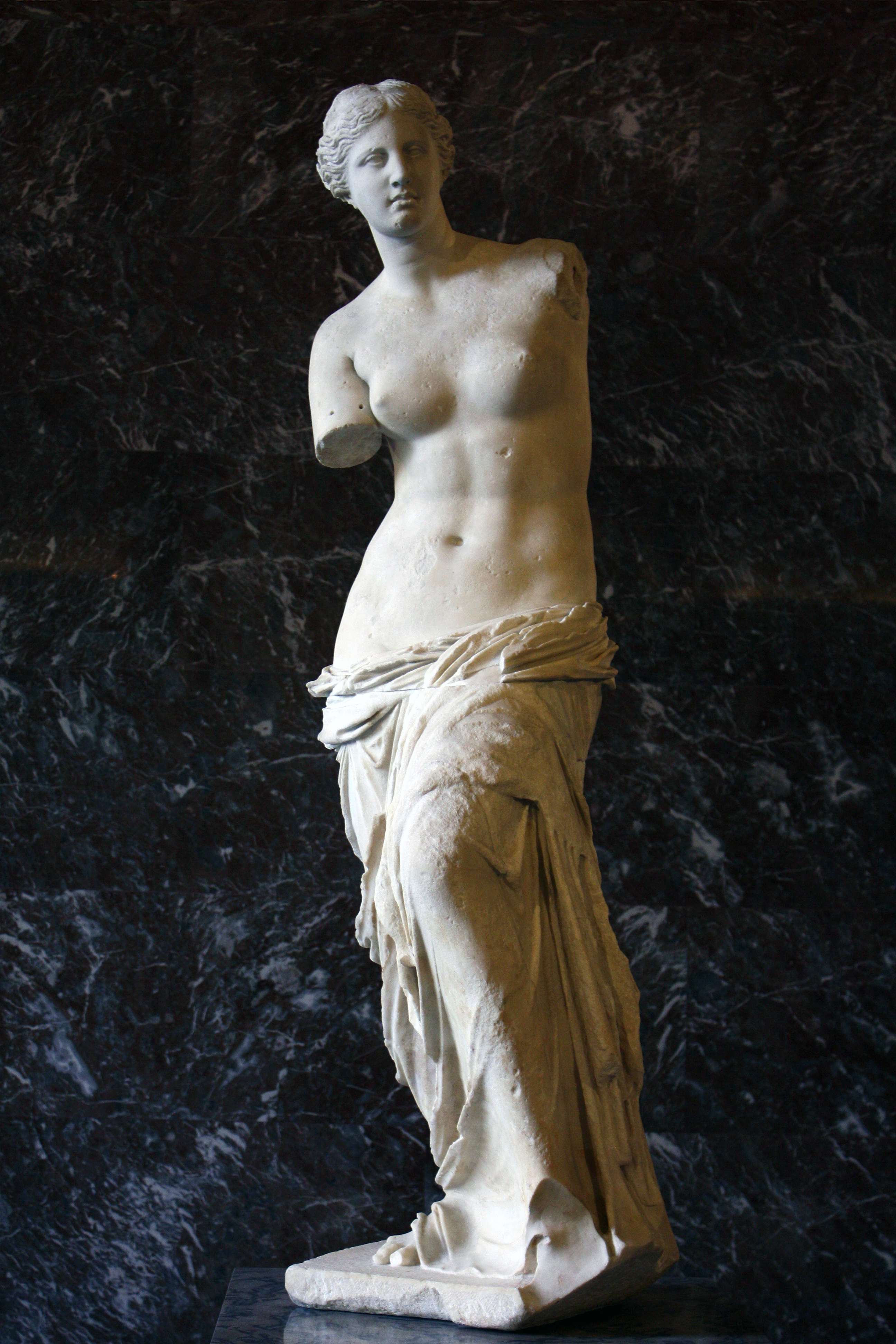 Why Do People Still Think That Classical Sculptures Were Meant To Be White Artsy