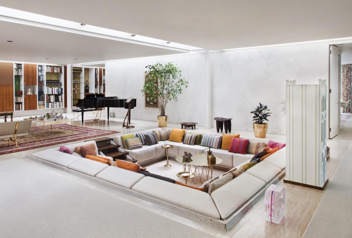 Step Inside Modernist Master Eero Saarinen S Iconic Miller House
