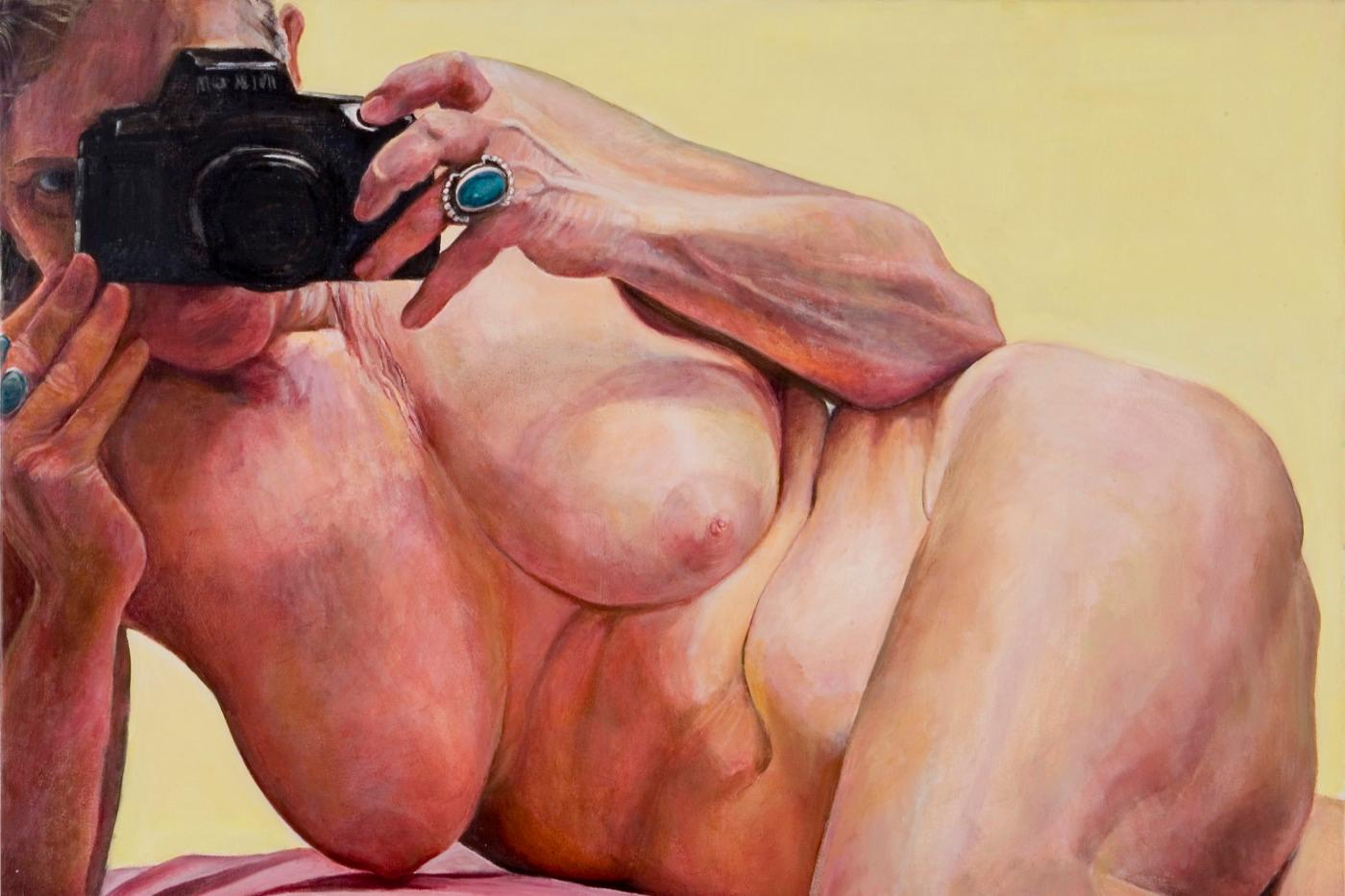 After Four Decades, Painter Joan Semmel Still Refuses to Romanticize the Human Body