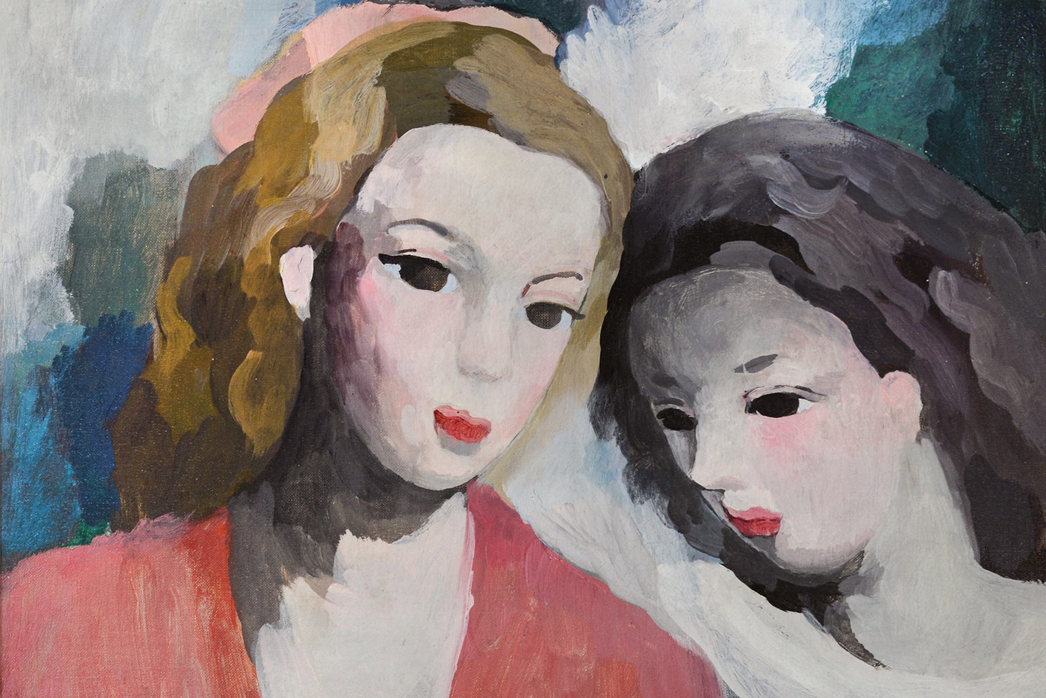 Why Marie Laurencin The Queen Of Avant Garde Paris Was Misunderstood For Decades Artsy
