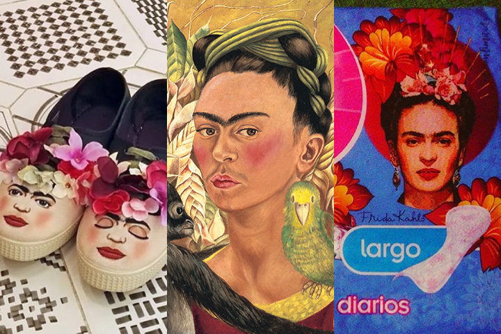 How Frida Kahlo Became a Global Brand - Artsy