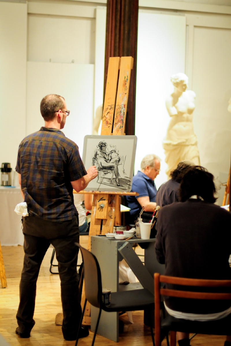 5 Figure Drawing Tips That Will Help You Improve Your Skills   Artsy
