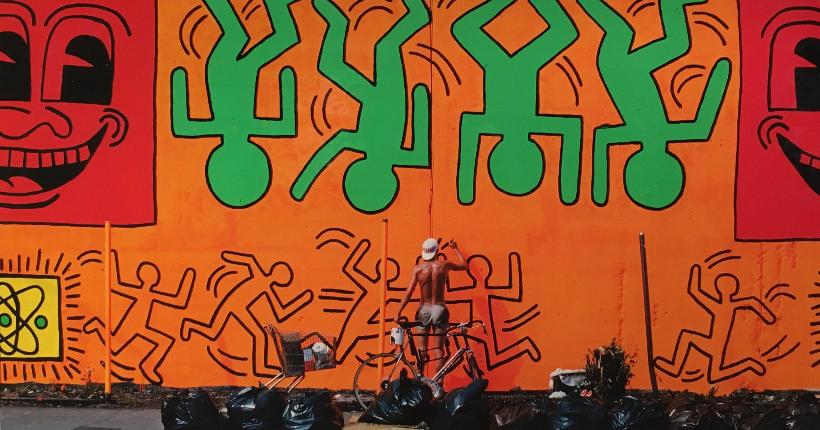 Keith Haring On The Importance Of Imagination In Art And Life Artsy