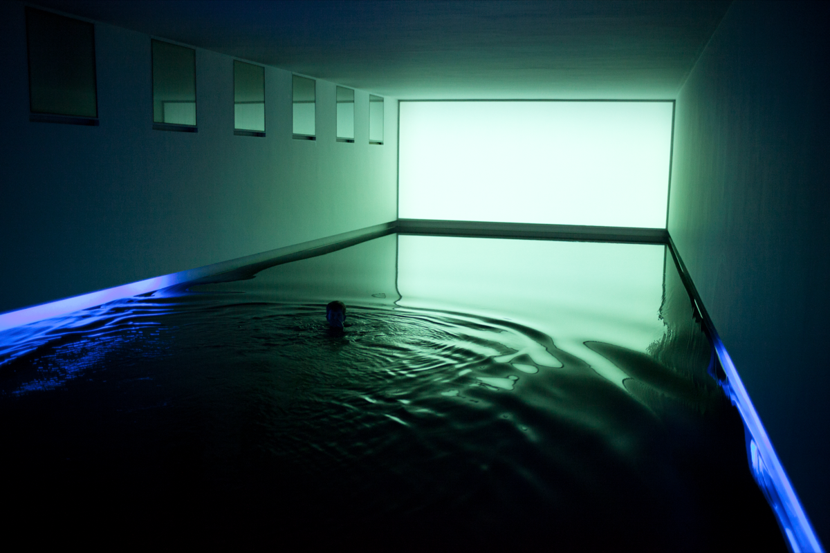From Turrell to Hockney, 8 Artists Who Designed Extraordinary Swimming Pools - Artsy