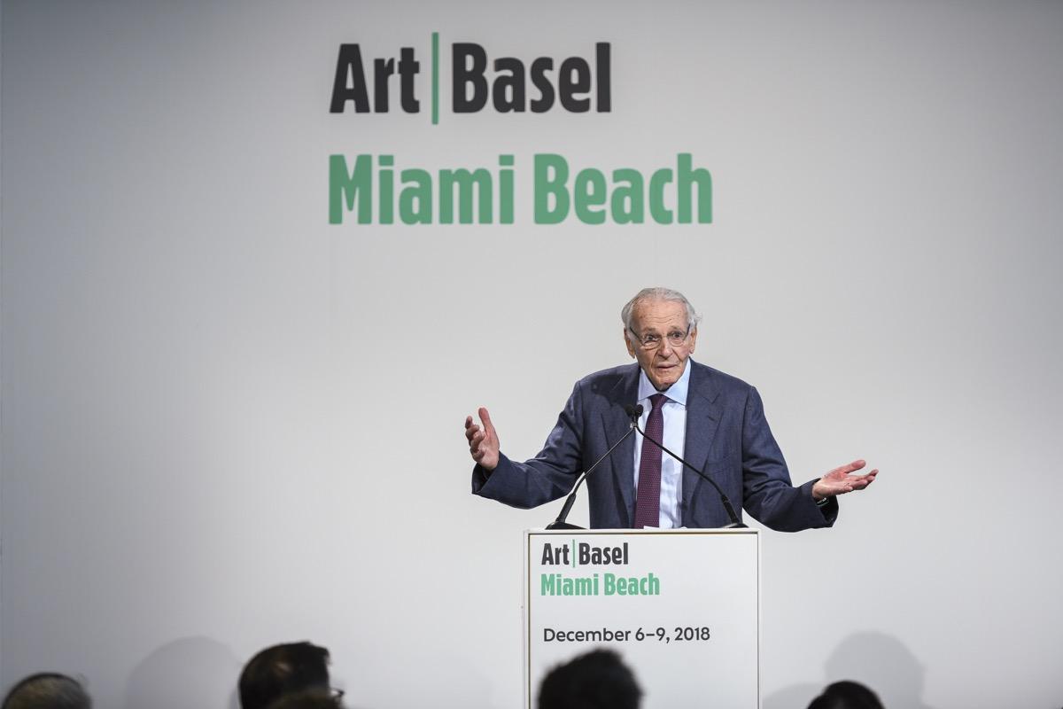 Norman Braman Brought Art Basel to Miami Beach - Artsy