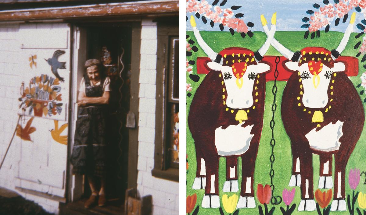 Understanding Maud Lewis The Often Overlooked Canadian Folk Artist
