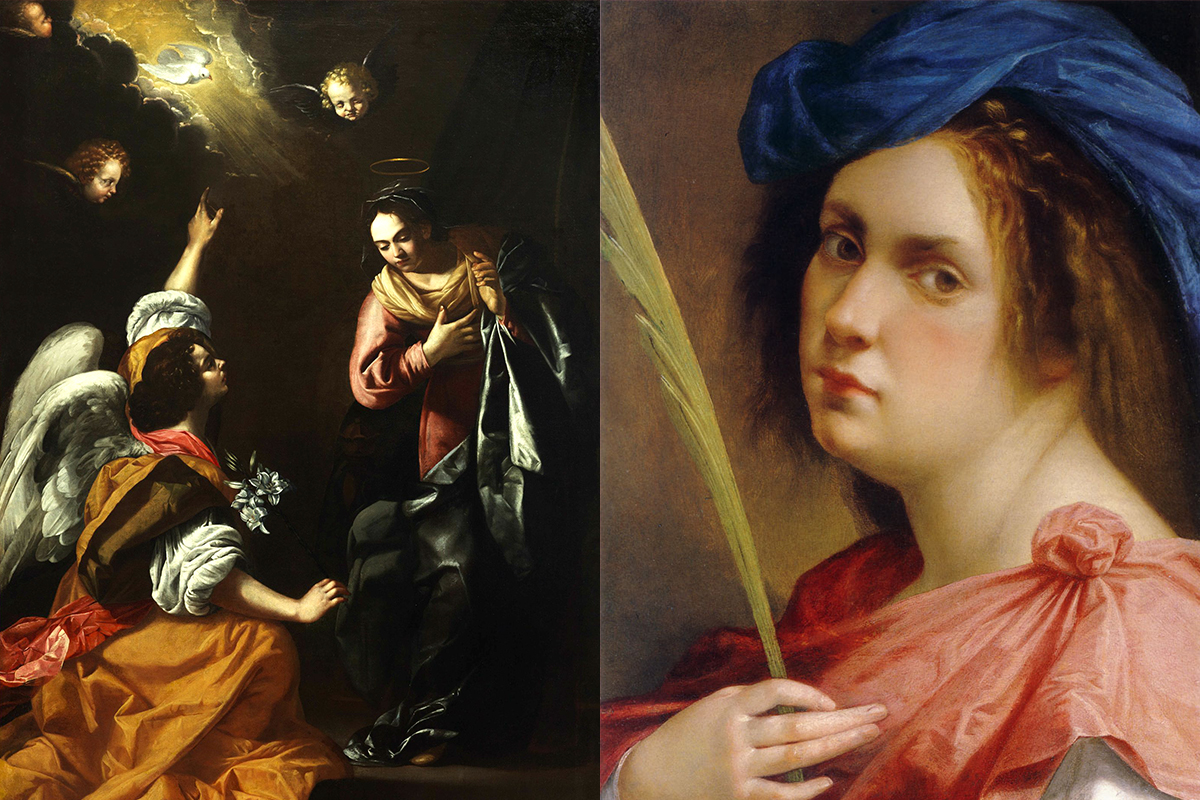 Why Baroque Master Artemisia Gentileschi Painted Fierce