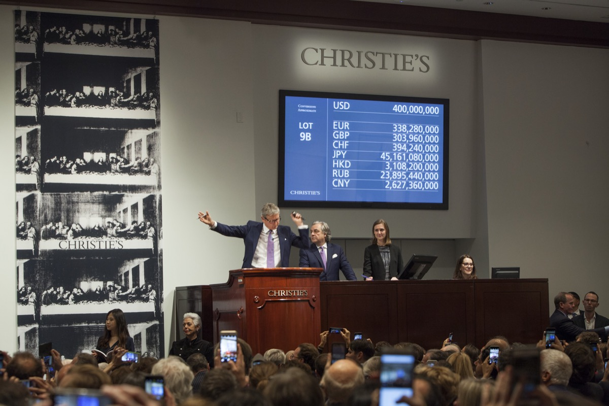 What Drove London's June Auctions 77% Higher Than Last Year