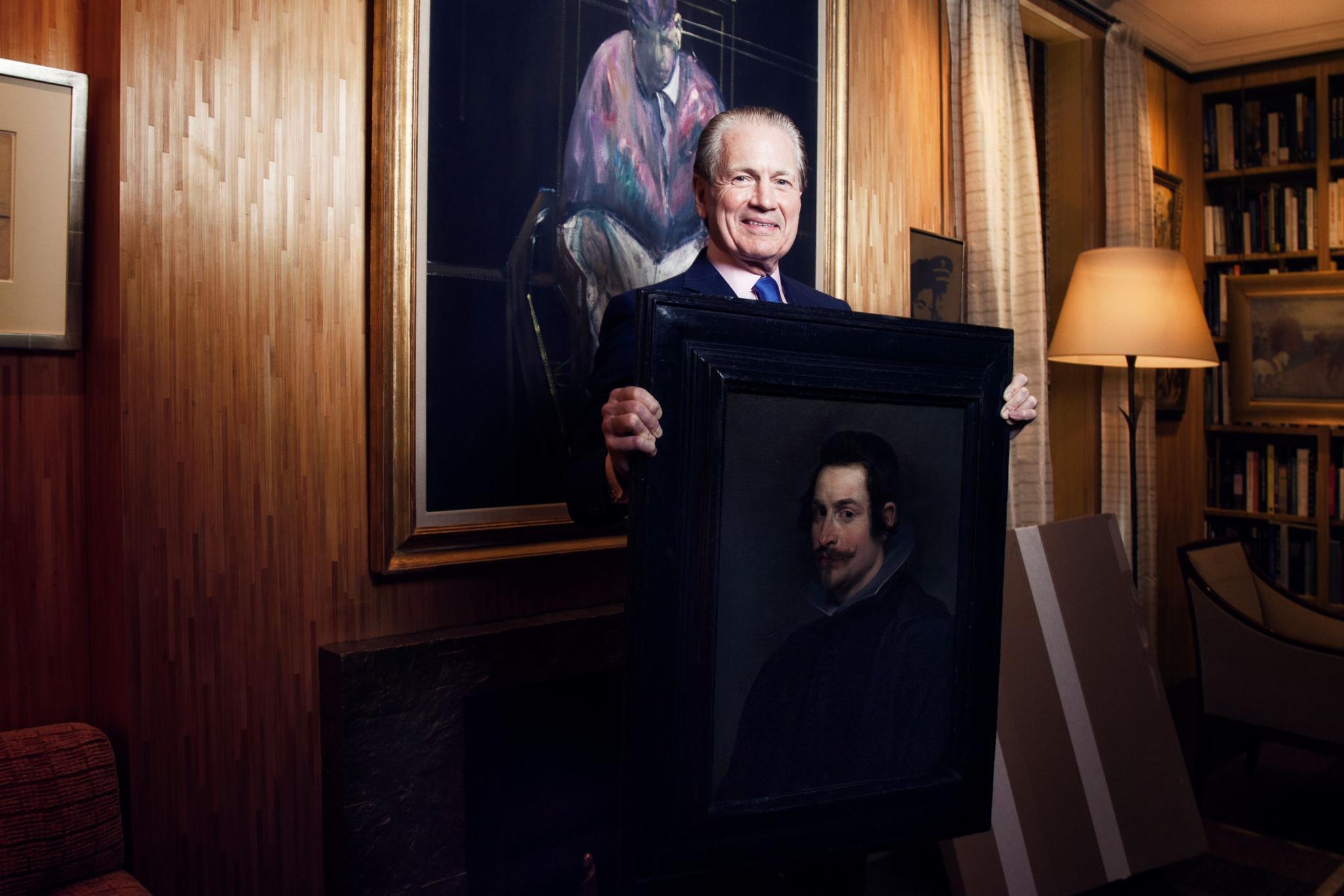Billionaire Tom Hill Shares the Stories behind Five Beloved