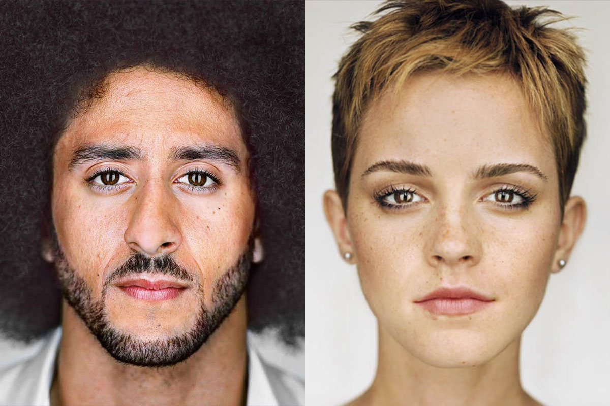 Martin Schoeller Captures the World's Most Famous with Startling Intimacy