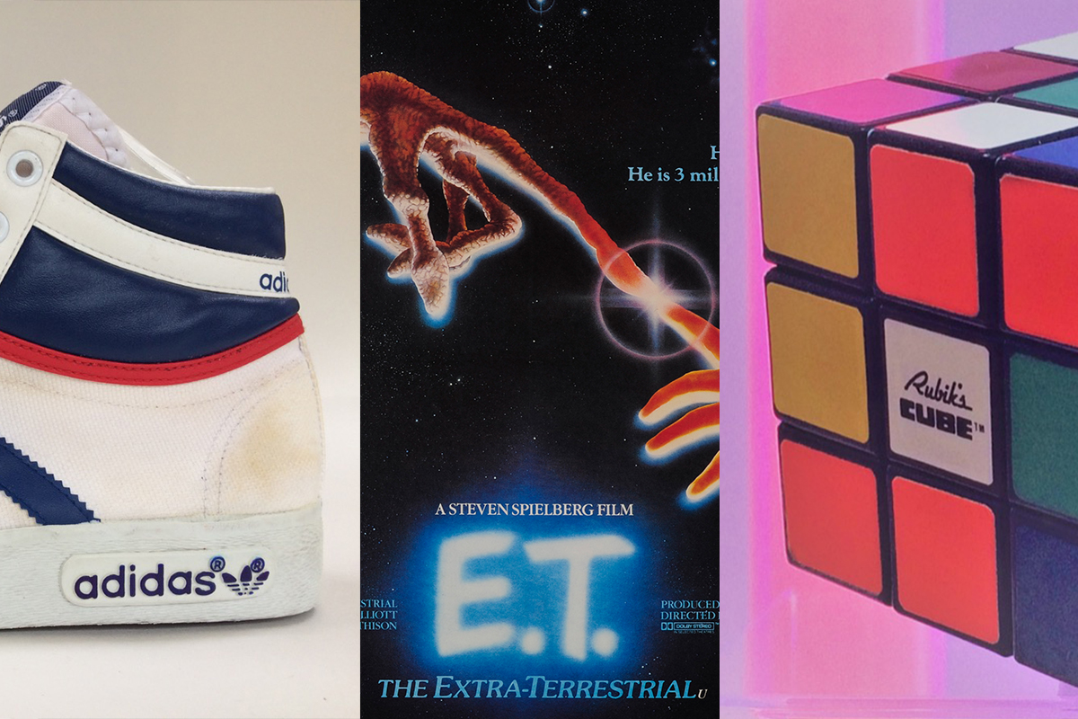 The Objects That Defined 1980s Youth Culture