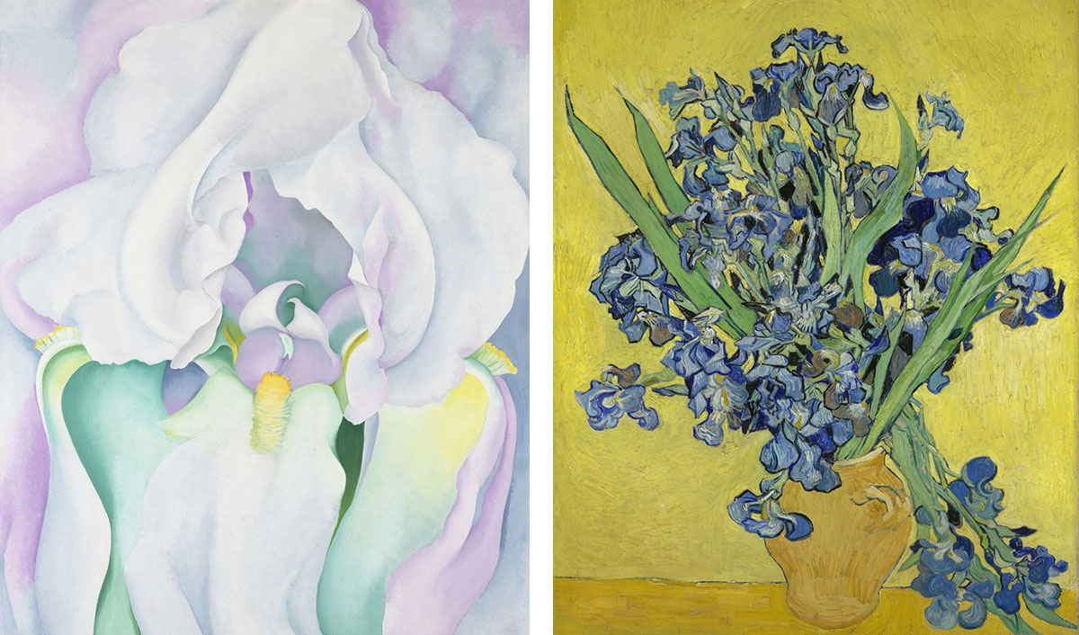 From Van Gogh to O'Keeffe, Art History's Most Famous Flowers - Artsy