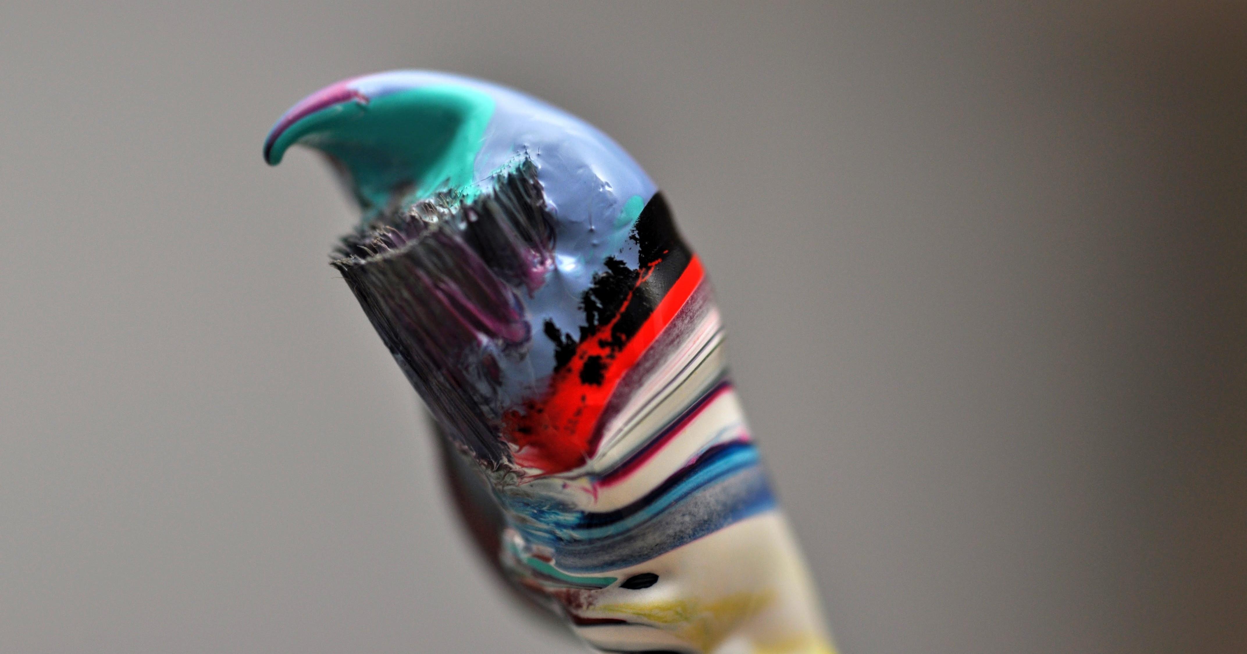 Good paint brushes for art