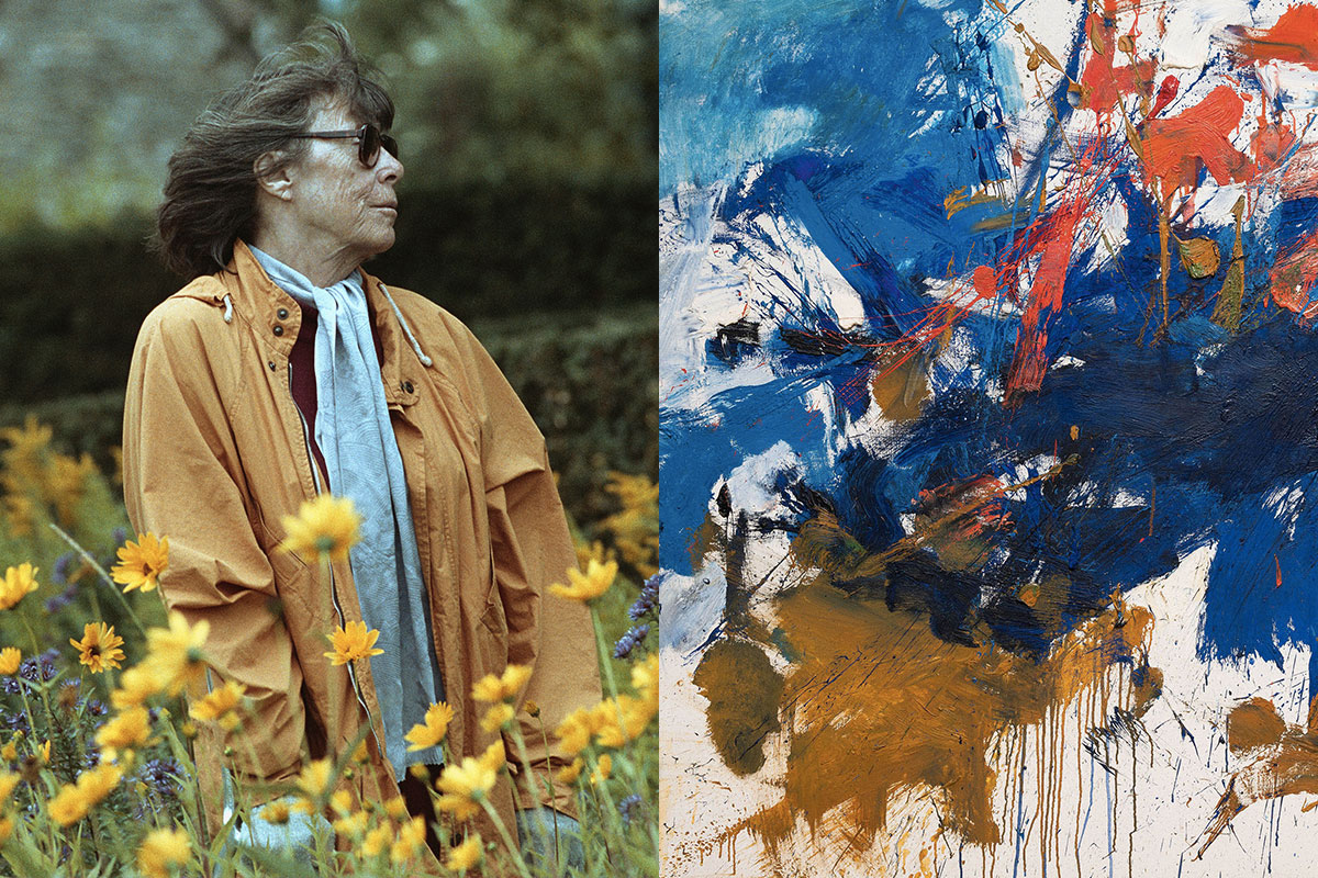 Joan Mitchell on How to Be an Artist