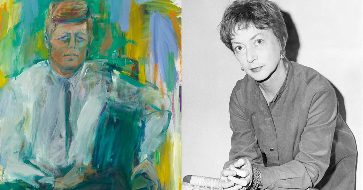 Elaine de Kooning Broke the Rules by Painting Men—and Secured Her Place in Art History