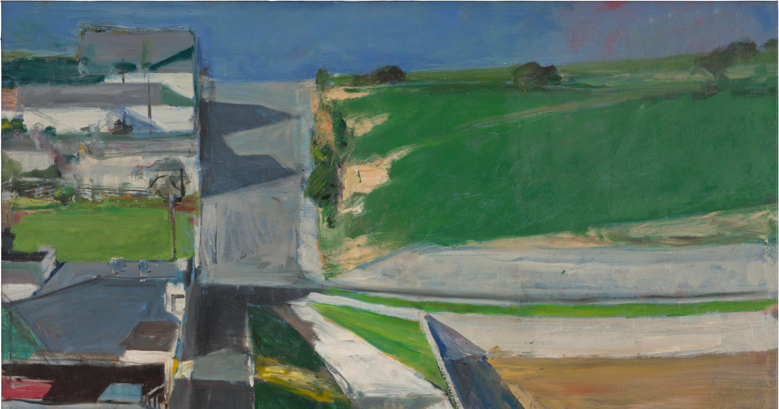 Richard Diebenkorn Brought California Light to Abstract Expressionism