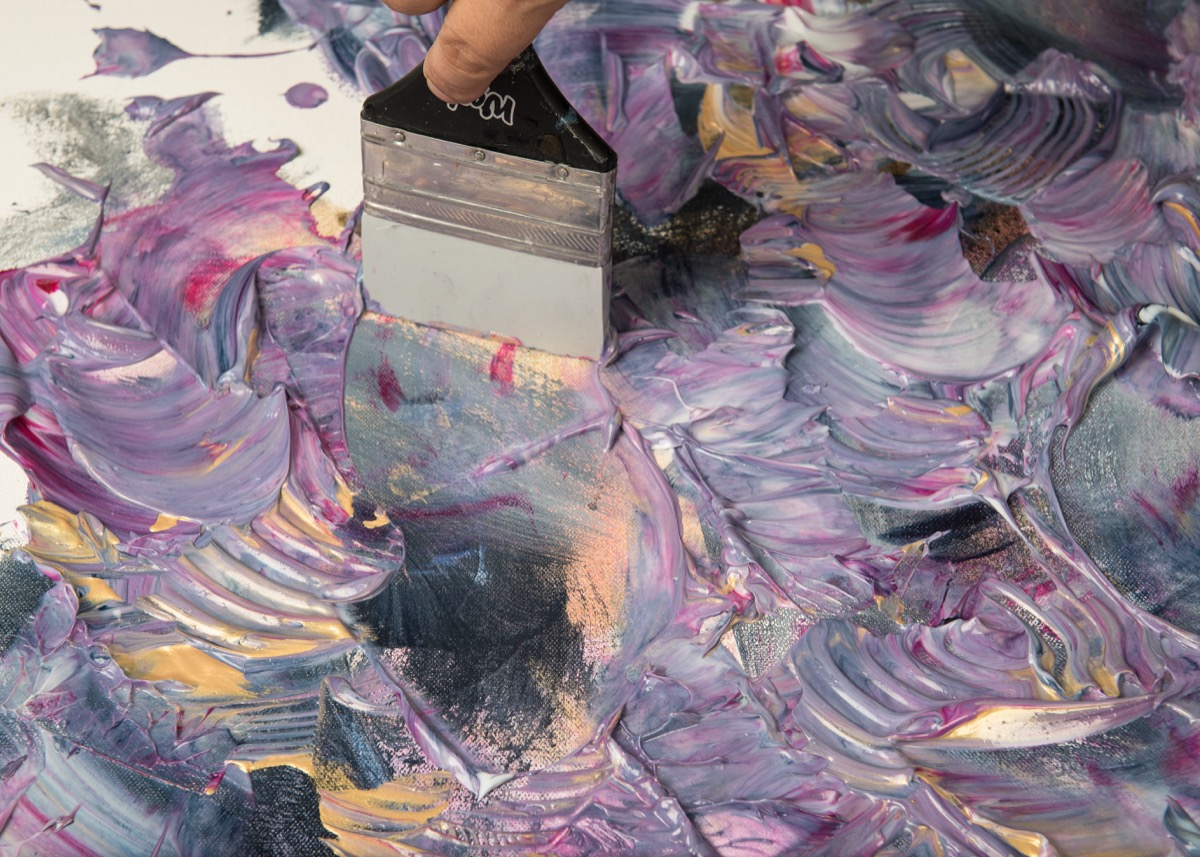5 Reasons Why You Should Try Painting With Acrylics Instead Of Oils