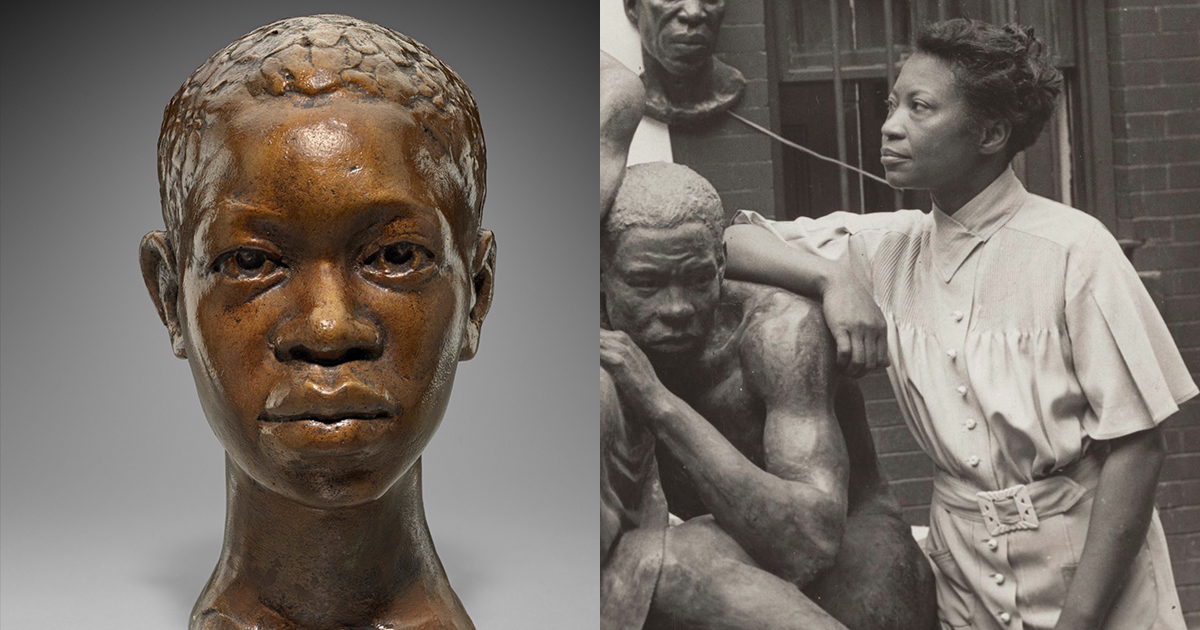 Sculptor Augusta Savage's Towering Impact on the Harlem Renaissance
