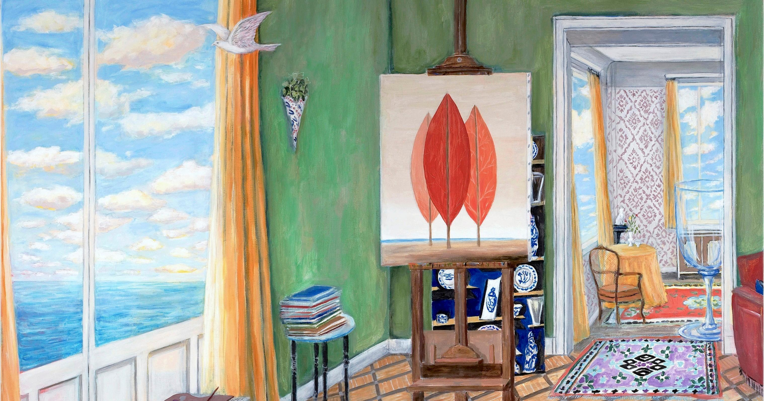 How to Set up a Painting Studio at Home - Artsy