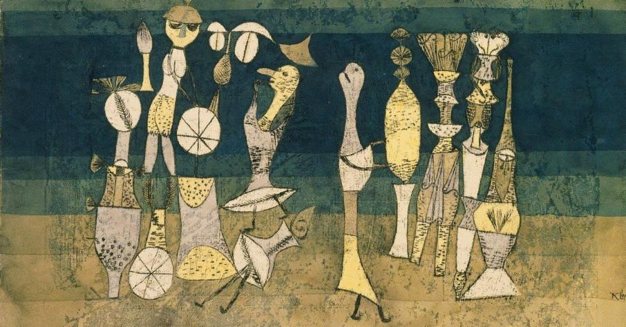 How to Be an Artist, According to Paul Klee