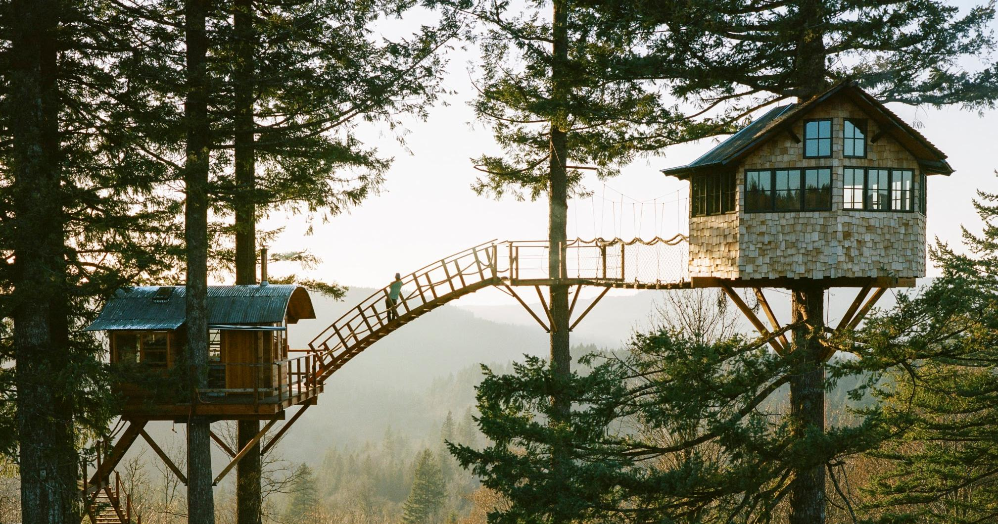 8 Awe-Inspiring Treehouses around the World