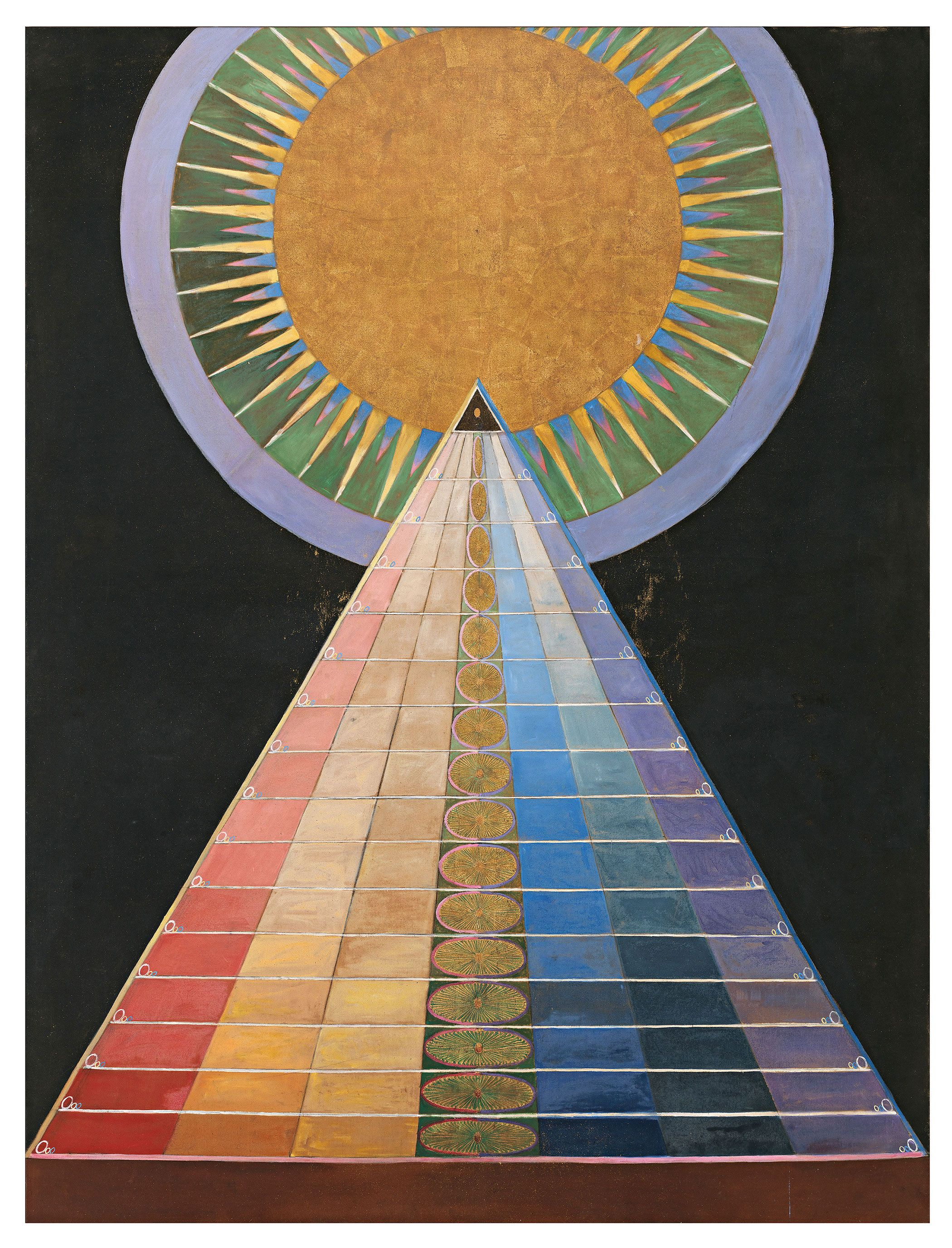 A new Hilma af Klint documentary was released online.