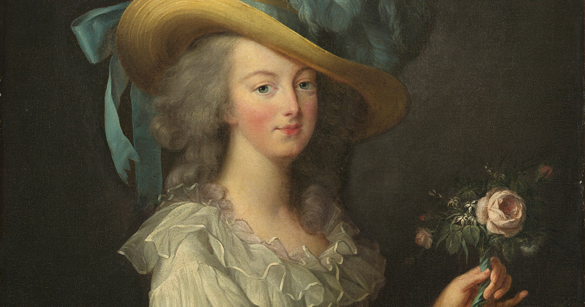an analysis of the self portrait of elisabeth vigee lebrun Self-portrait, 1781 by louise elisabeth vigee le brun rococo self-portrait kimbell art museum, fort worth, tx, us.