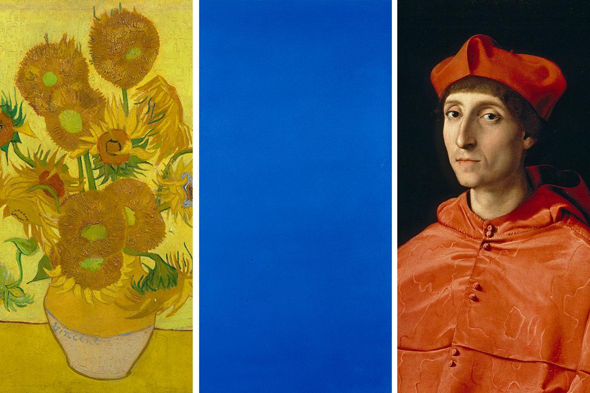 A Brief History Of Color In Art Artsy