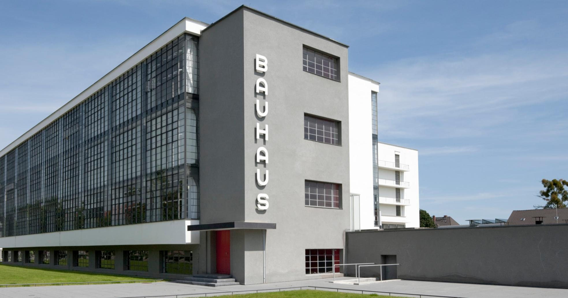 4dcf47d438ea 8 Iconic Bauhaus Sites to Visit for Its 100th Anniversary - Artsy