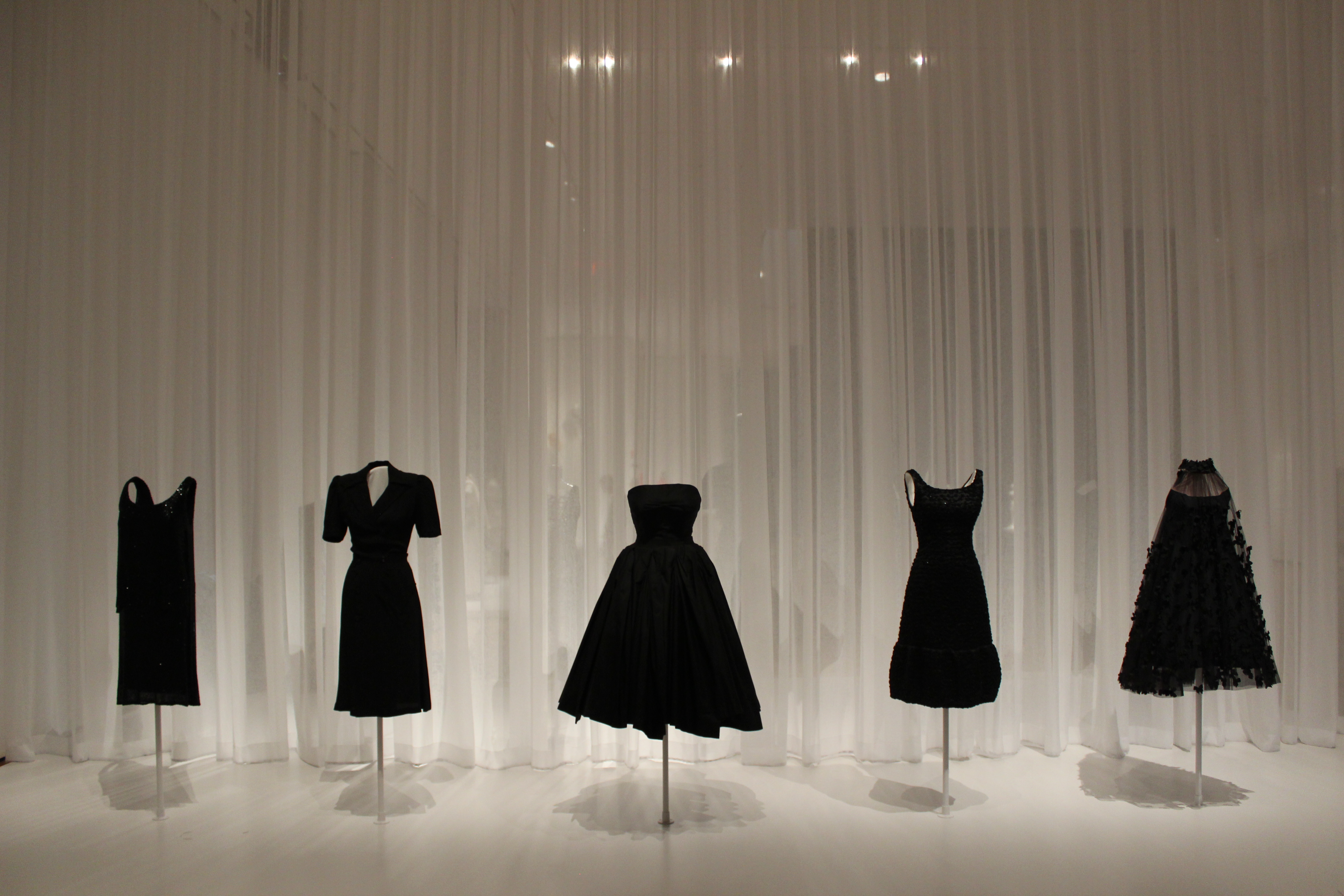 7a01b6338bc What the Ever-Evolving Little Black Dress Says about American Culture -  Artsy