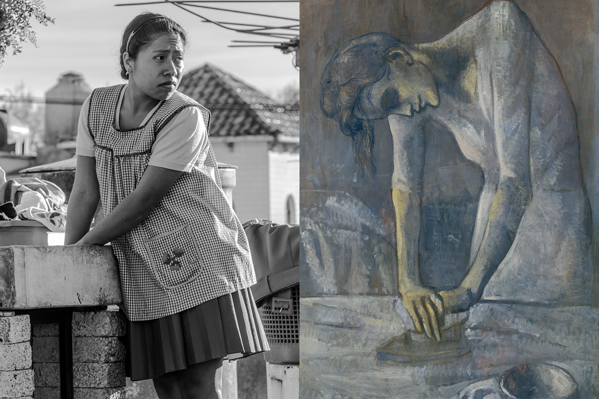 """What Alfonso Cuarón's """"Roma"""" Could Have Learned from Art History"""