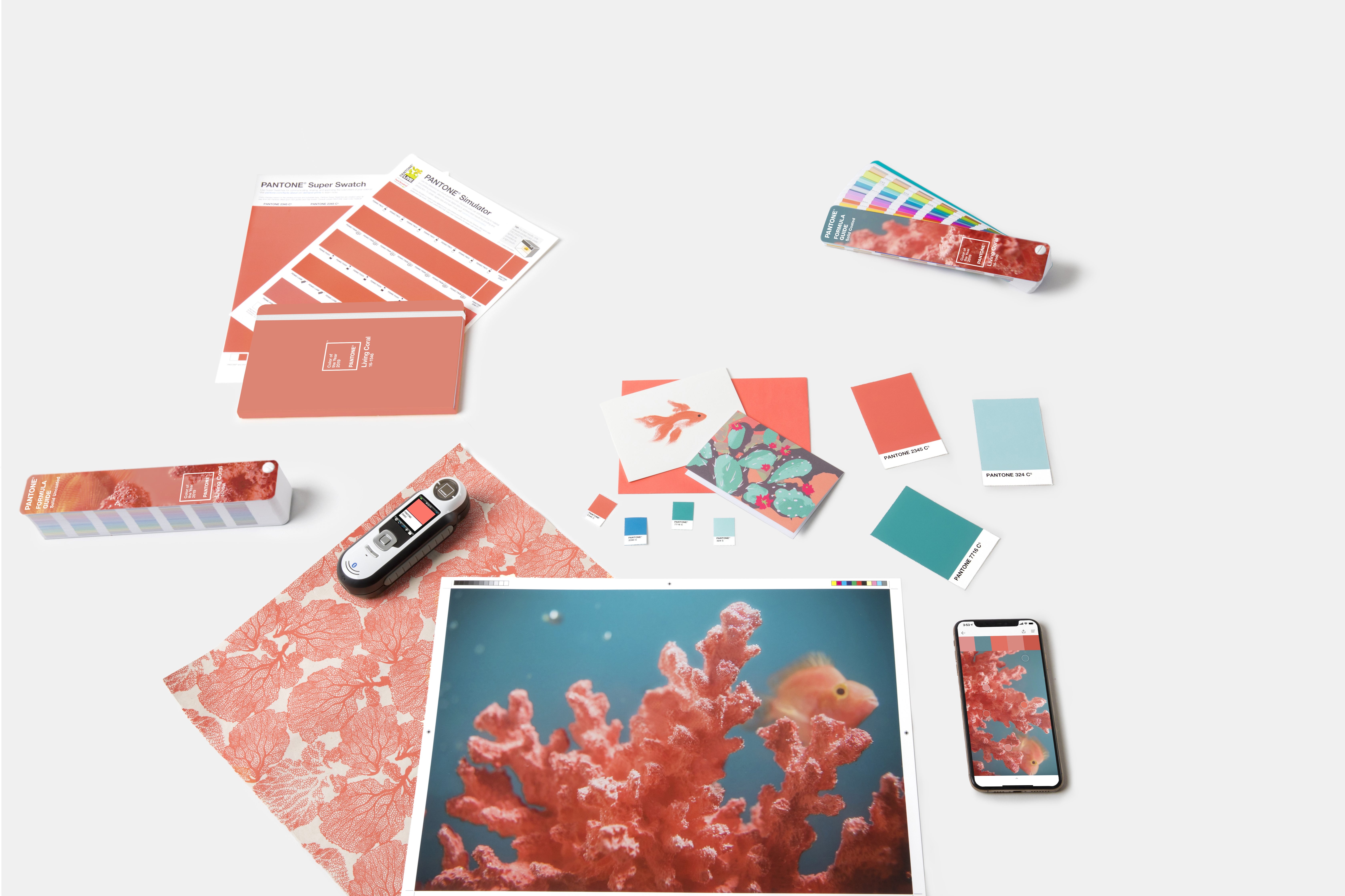 best service 43e66 41ac6 What to Know About Living Coral, Pantone s 2019 Color of the Year - Artsy