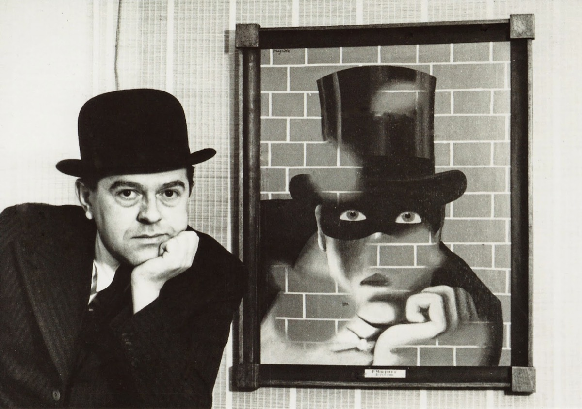 99a2eee56c4cf3 Why Magritte Was Fascinated with Bowler Hats - Artsy