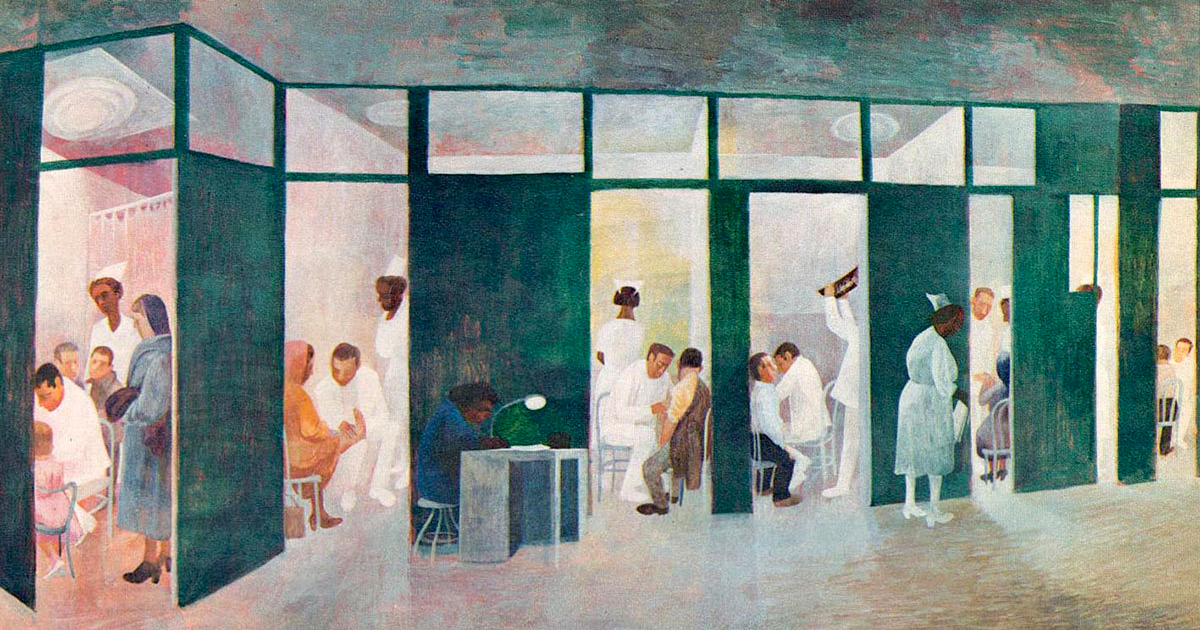 Why Your Doctor May Be Prescribing Art Classes in the Future