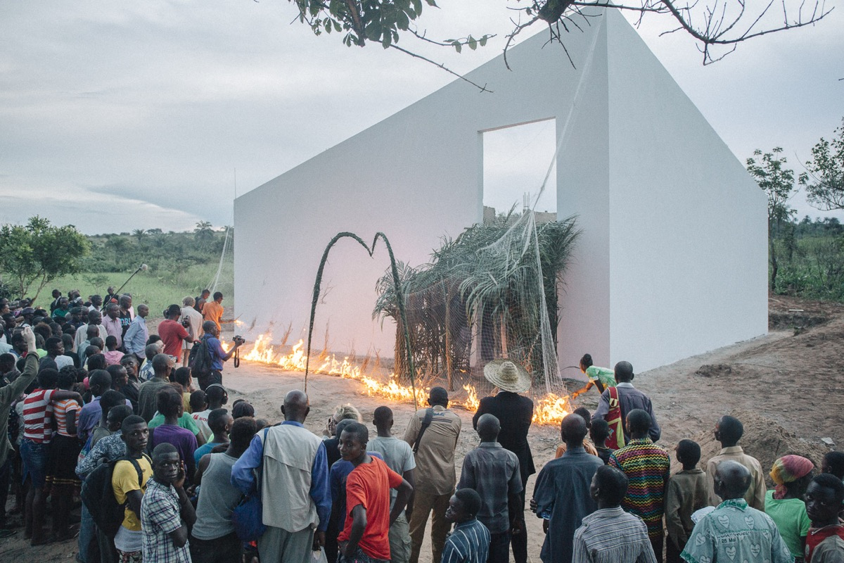 How an OMA-Designed Art Museum Just Opened in a Remote Town in the DRC
