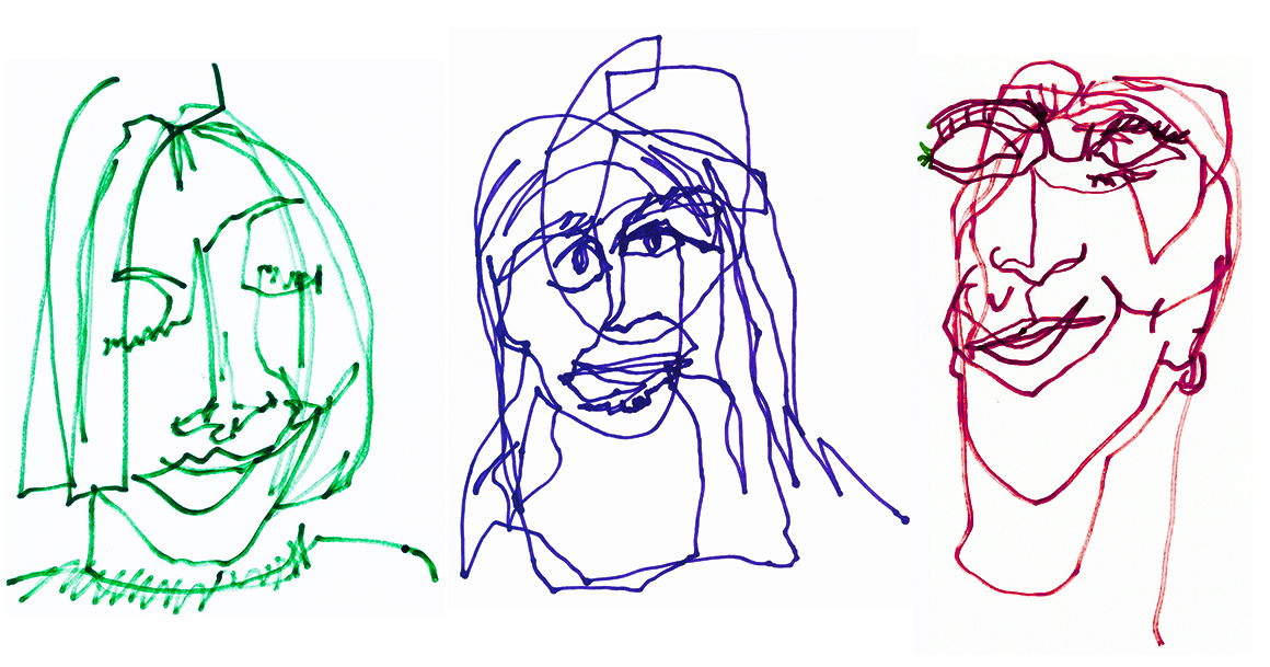 Blind Contour Drawing Can Help You Become A Better Artist Artsy