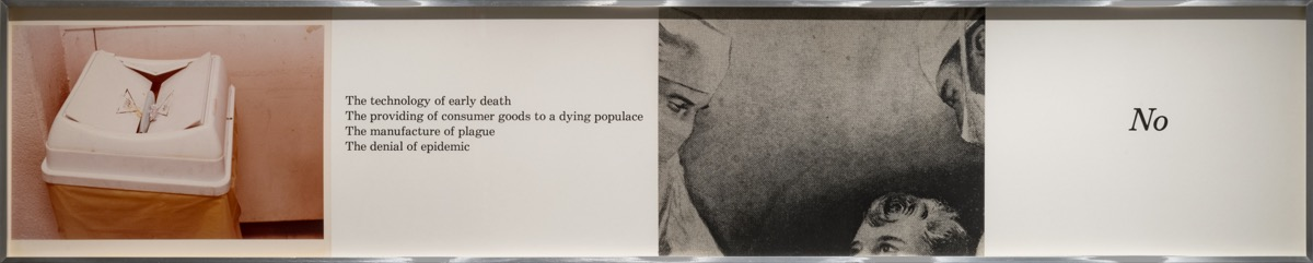 0ab5db7ec3d5 Barbara Kruger Revisits a 40-Year-Old Series That's as Relevant as Ever -  Artsy