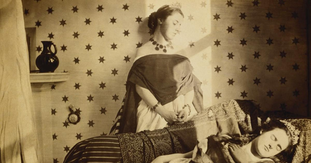 How Women Artists In Victorian England Pushed Photography