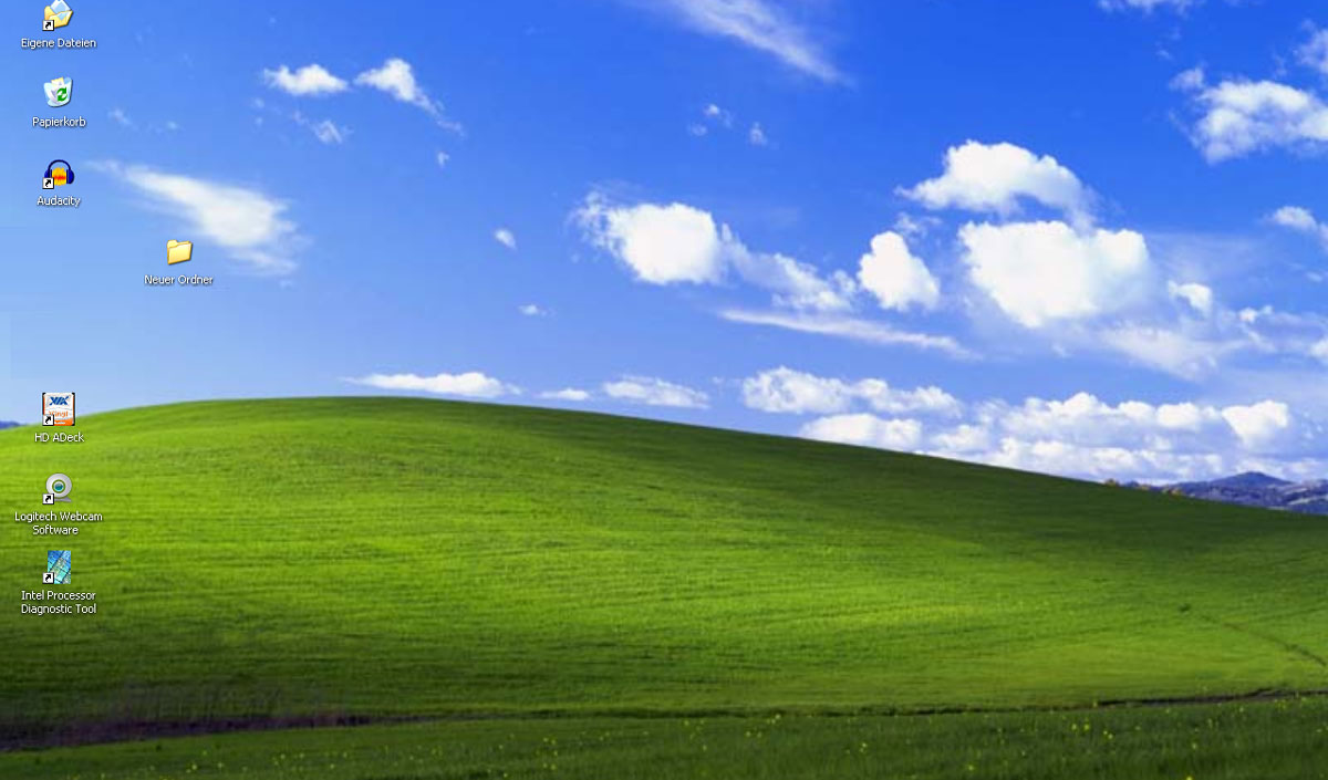 The Story Behind The Famous Windows Xp Desktop Background