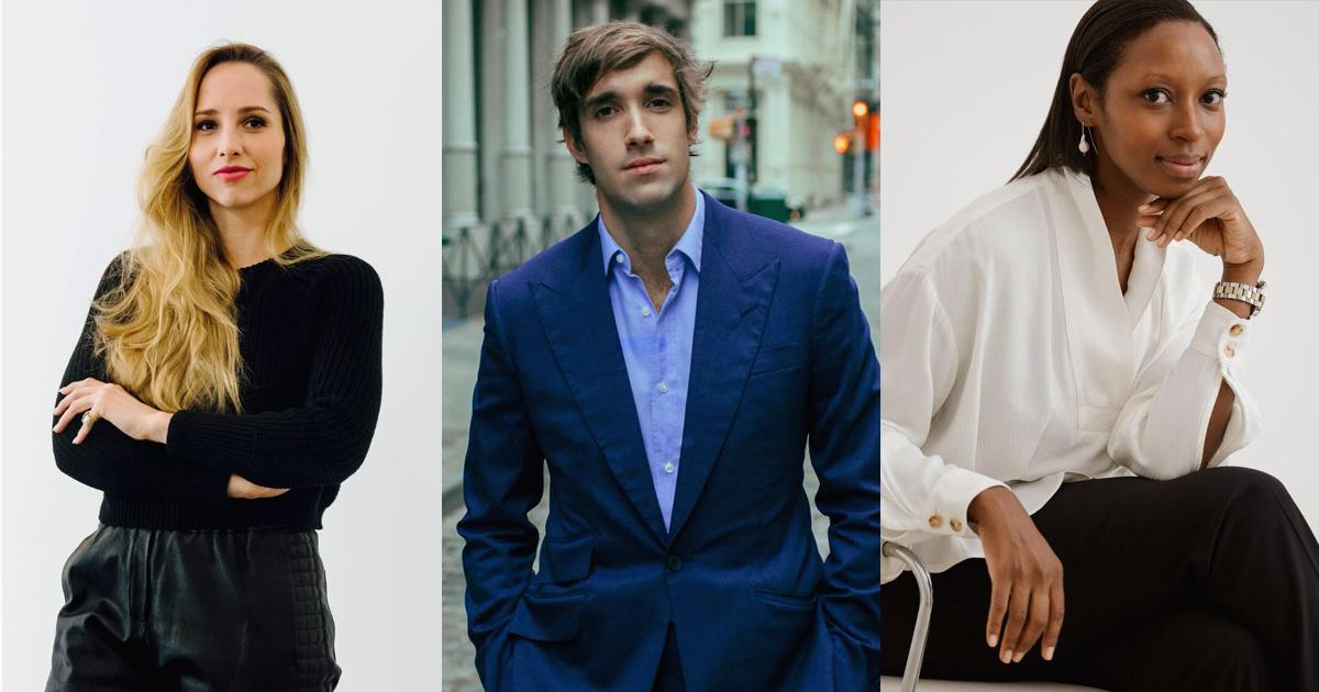 bf5e7f3ca556b These 25 Professionals Are the Future of the Art Market - Artsy