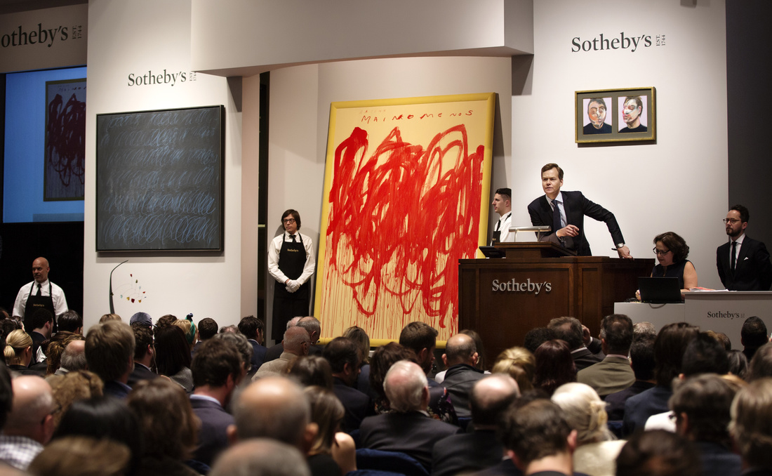 The Auction House Buzzwords New Collectors Need to Know ...