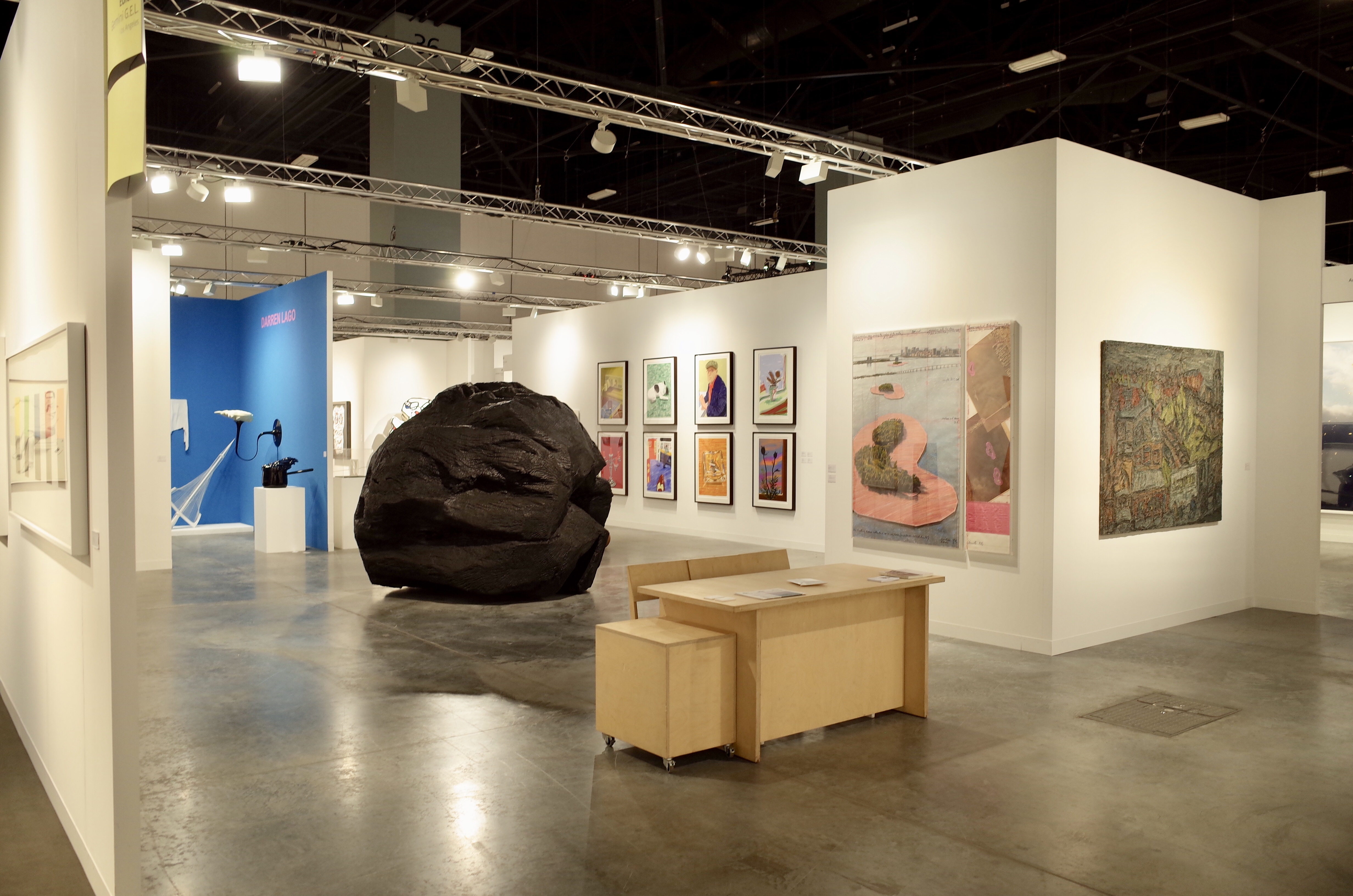 e20d7d5fcd482 The 15 Best Booths at Art Basel in Miami Beach - Artsy