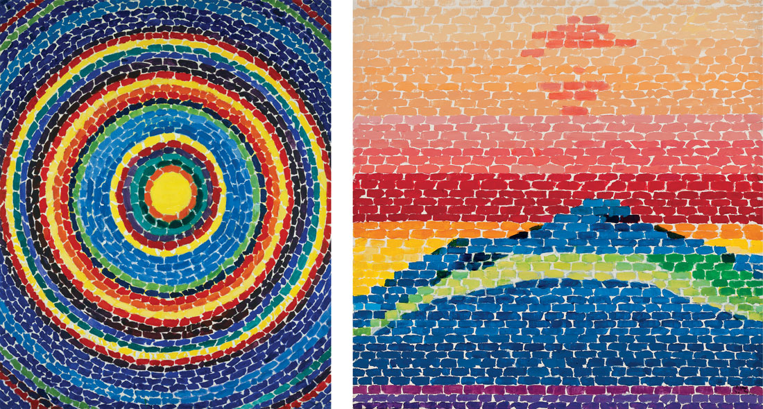Pioneering Painter Alma Thomas Is Making a Comeback 30 Years after ...